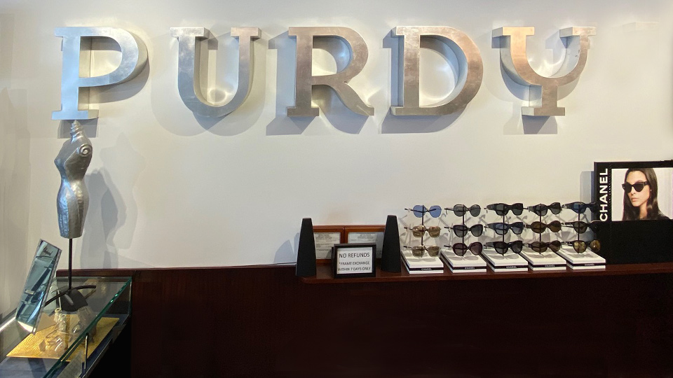 At H.L. Purdy Opticans, we  treat all of our customers like movie stars