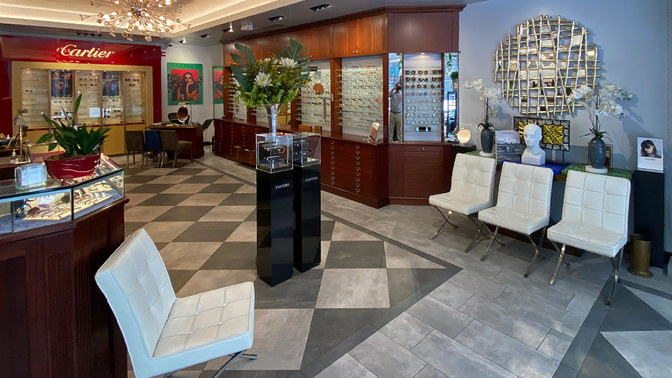 H.L Purdy Flagship Optical Center at 488 Madison located in the heart of Manhattan