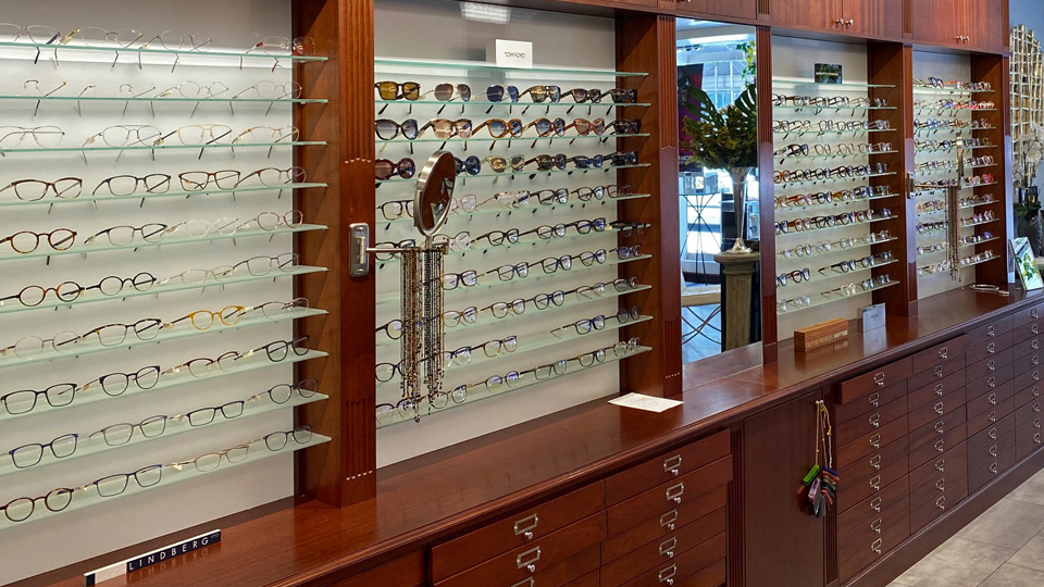 H.L. Purdy offers an exciting selection of eyewear to fit every lifestyle