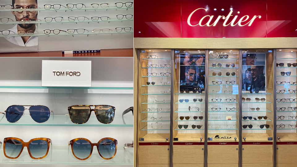 H.L. Purdy Opticians in New York City carries the latest in Designer Eyewear