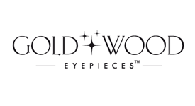 Gold Wood Eyepieces